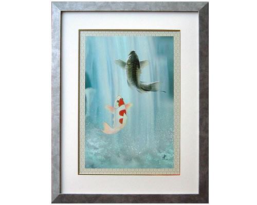 鯉の滝登り!!「昇鯉」