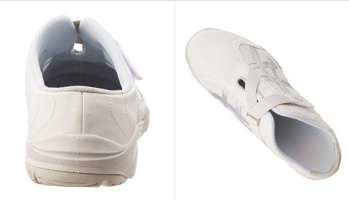asics アシックス CAREWALKER ナースシューズ メンズ レディース スニーカー カジュアルシューズ レディースシューズ カジュアル メッシュ 通気性 軽量 清潔感 女性 大人 看護師 介護士 靴 仕事靴 fmc700 取り寄せ 2020 夏新作29YWEDHI
