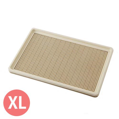 しつけるトレー メッシュタイプ XL 【ボンビアルコン】 犬 トイレタリー トイレ ペット 室内用品