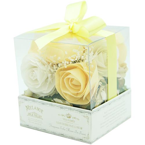 ギフト プレゼント AL完売しました ルームフレグランス 香り 部屋 インテリア ソラパレット メランジェ SOLA ポプリ Boxed 期間限定の激安セール MELANGE Cherry PALLET Potpourri Yellow 20407003 イエローチェリー