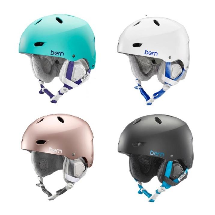 ヘルメット bern バーン BRIGHTON ブライトン 子供用 自転車 大人 成人 サイクルヘルメット 自転車用 レディース 女の子 女性 自転車用ヘルメット サイズ調整 ブランド スノーボード 軽量 通勤通学
