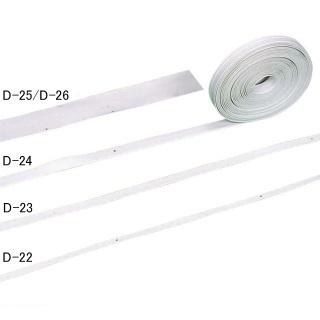 ダンノ(DANNO)ラインテープ(バレーコート用・50×100)D25 ラインテープ (屋外用)