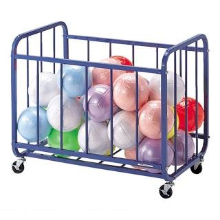 ダンノ(DANNO)ボールカゴ30 直径75 D3485 ボールカゴ (屋外用)・プラボックス ※ボール付ではありません