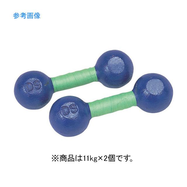 D-816 ダンノ 家トレ 11kg 鉄アレー DANNO 【代引不可】