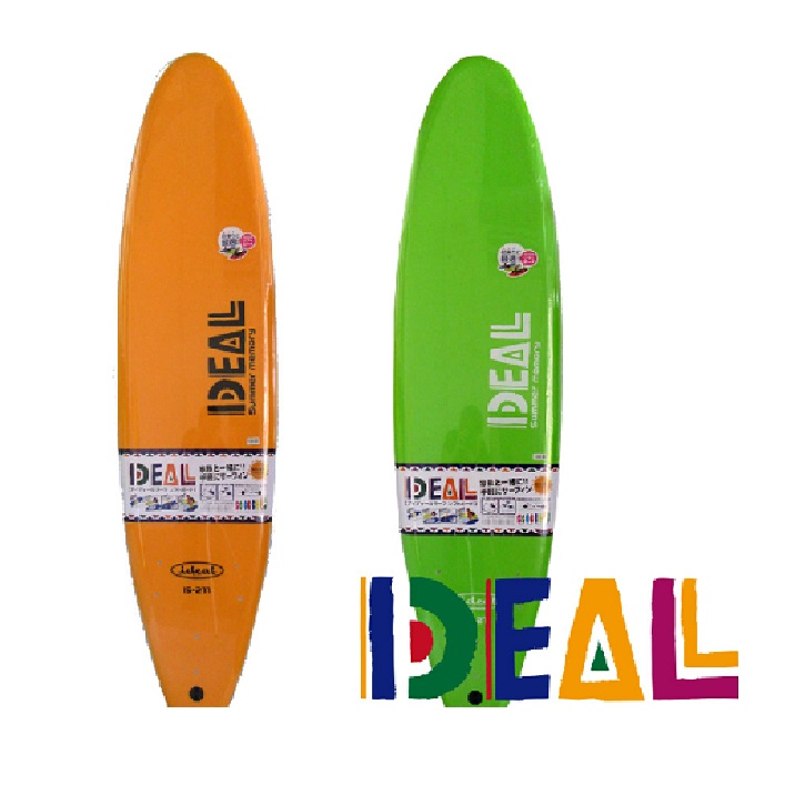 IDEAL SURF SOFTBOARD 6'9