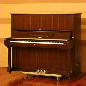 【中古】YAMAHA-ヤマハ・アップライトピアノ U5