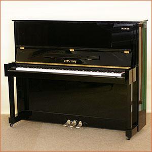 【中古】KAWAI-カワイ・アップライトピアノ CL-3