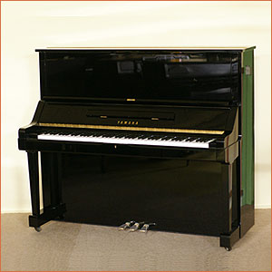 【中古】YAMAHA-ヤマハ・アップライトピアノ UX