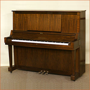 【中古】YAMAHA-ヤマハ・アップライトピアノ W102