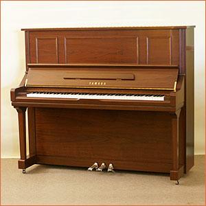 【中古】YAMAHA-ヤマハ・アップライトピアノ YU3Wn