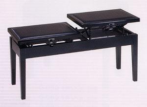 【送料込み】ピアノ椅子 No.3W