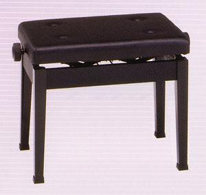 【送料込み】ピアノ椅子 AW55-S[黒塗]