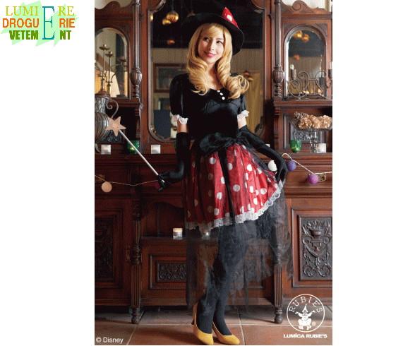 【レディ】マジカルミニ-【ミニ-マウス】【ミニ-】【ディズニー】【Disney】【ハロウィン】【コスプレ】【コスチューム】【衣装】【仮装】【かわいい】