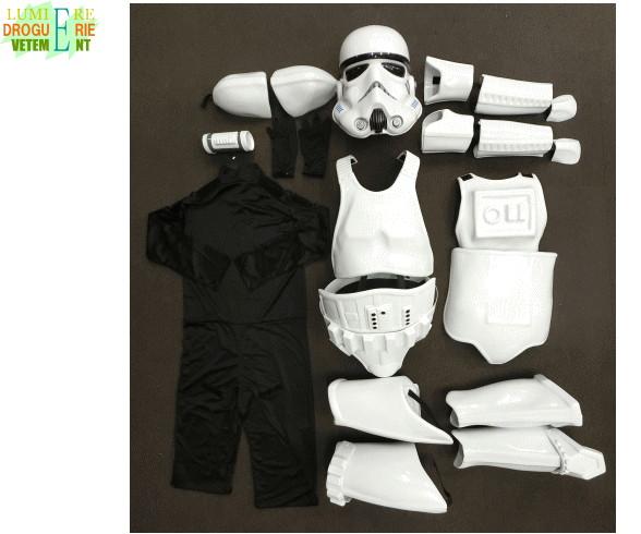 【メンズ】ストームトルーパー【Stormtrooper】【スターウォーズ】【STARWARS】【ハロウィン】【コスプレ】【コスチューム】【衣装】【仮装】【かわいい】