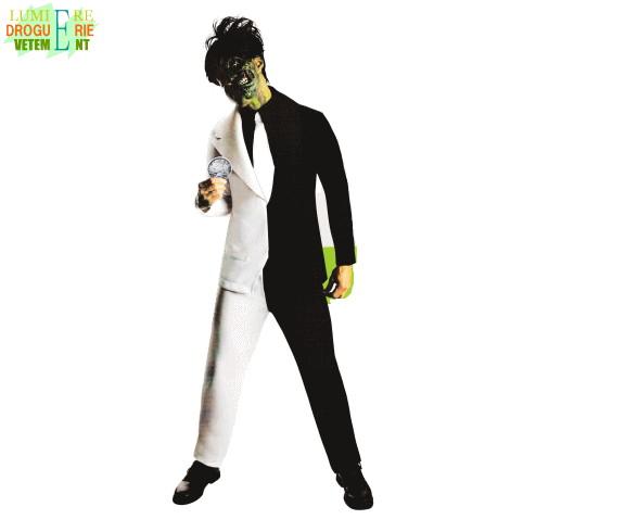 【メンズ】トゥーフェイス【Two-Face】【BATMAN】【バットマン】【VILLAINS】【DC】【ハロウィン】【コスプレ】【コスチューム】【衣装】【仮装】【かわいい】