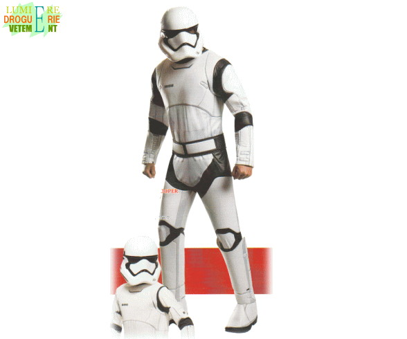 【メンズ】ストームトルーパー【Storm trooper】【スターウォーズ】【STARWARS】【映画】【ハロウィン】【コスプレ】【コスチューム】【衣装】【仮装】【かわいい】