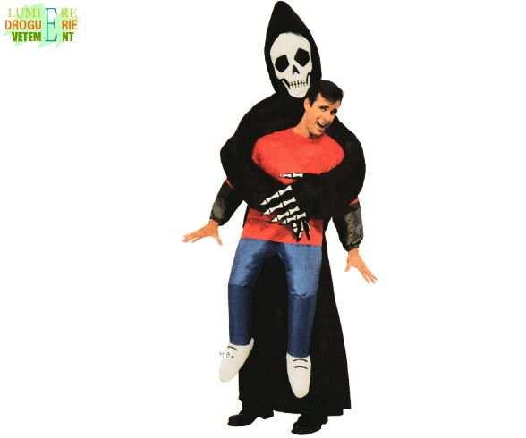 【メンズ】インフレタブルリーパー【死神】【取りつかれる】【ホラー】【ハロウィン】【コスプレ】【コスチューム】【衣装】【仮装】【かわいい】