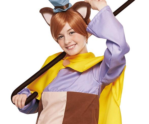 【レディ】ギデオン【ピノキオ】【PINOCCHIO】【童話】【ディズニー】【Disney】【ハロウィン】【コスプレ】【コスチューム】【衣装】【仮装】【かわいい】