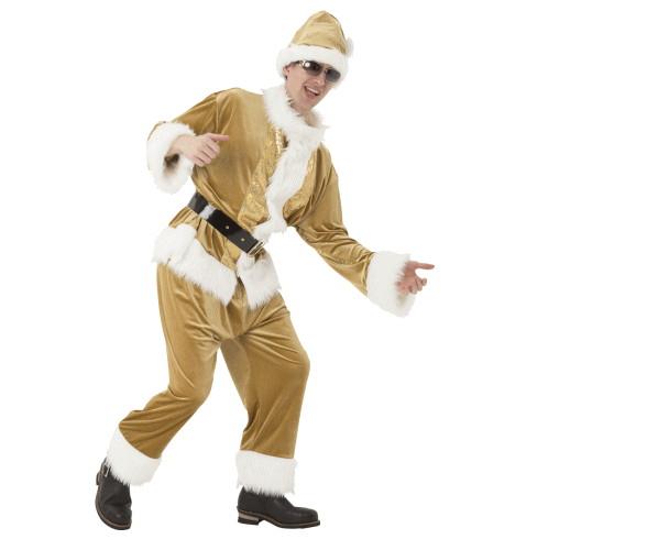 【メンズ】【マジサンタ】ゴールドフラッシュサンタ【サンタ】【クリスマス】【コスプレ】【コスチューム】【衣装】【仮装】【パーティ】【かわいい】