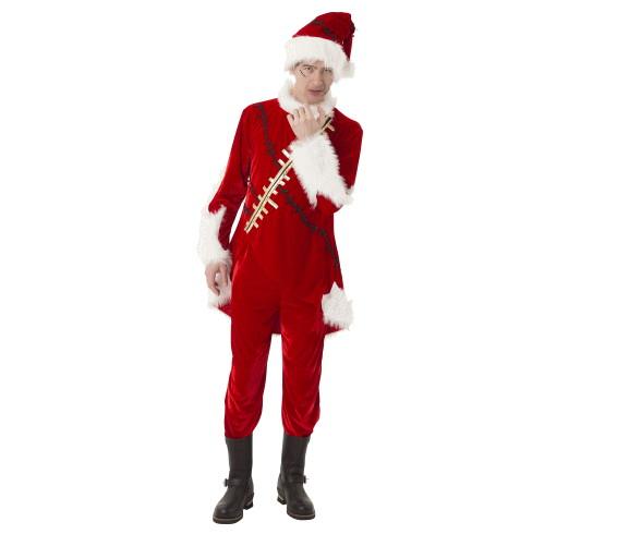 【メンズ】【マジサンタ】ビリビリクラッシュサンタ【サンタ】【クリスマス】【コスプレ】【コスチューム】【衣装】【仮装】【パーティ】【かわいい】