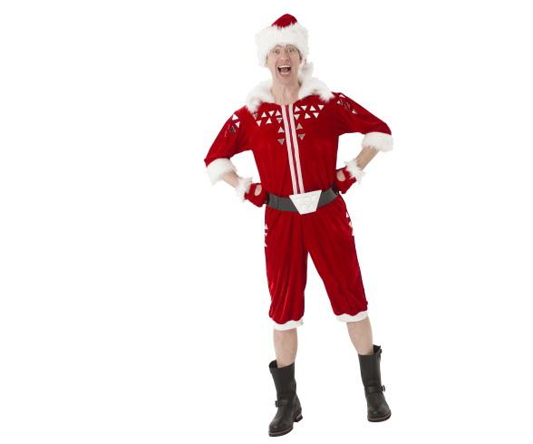【メンズ】【マジサンタ】ブロークンミラーサンタ【サンタ】【クリスマス】【コスプレ】【コスチューム】【衣装】【仮装】【パーティ】【かわいい】