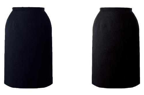 スカート ボトムス ビジネスウェア 事務服セミタイトスカート FS4566 (5号~19号)フォーク (FOLK) お取寄せ