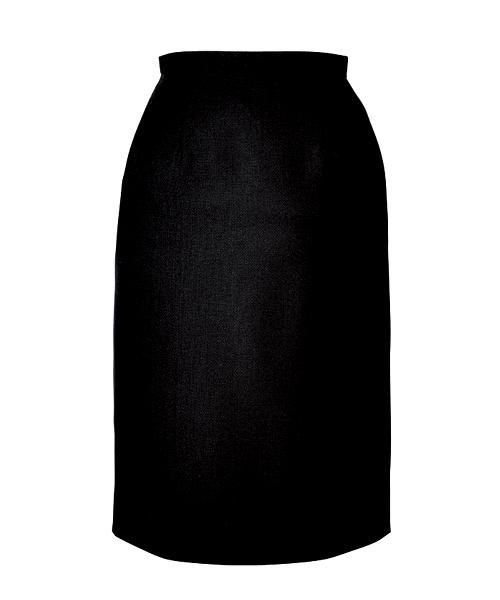 スカート ボトムス ビジネスウェア 事務服セミタイトスカート FS462EL (5号~19号)フォーク (FOLK) お取寄せ