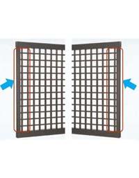 【フェンス 部材】プリレオR1・3・5・6・7・8・9型フェンス 端部カバー(左右各1本) H1000用本体同時購入で送料無料!1本からでも購入可能です!TOEX(LIXIL)の アルミ フェンス 端部カバー