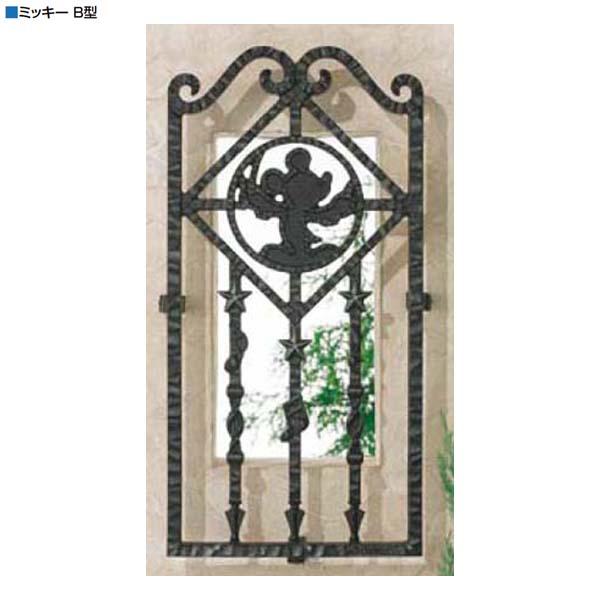 【壁飾り】ディズニー オーナメント ミッキーB型 LIXIL(新日軽)かわいい オーナメント で壁面を装飾!アルミ鋳物製の 壁飾り をお求めすい価格で!【送料無料】