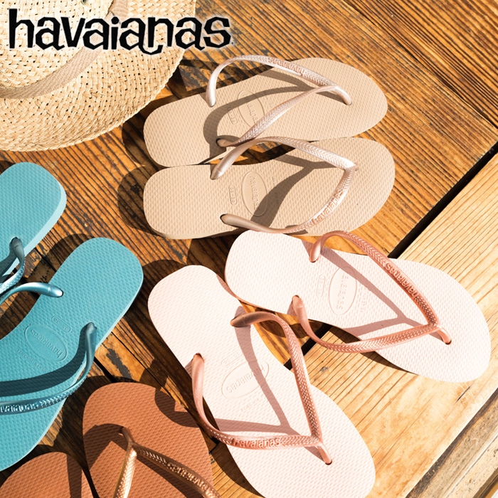 5aa7380a4041 Rubber Forest Flip Flops Store  havaianas SLIM The World s Best ...