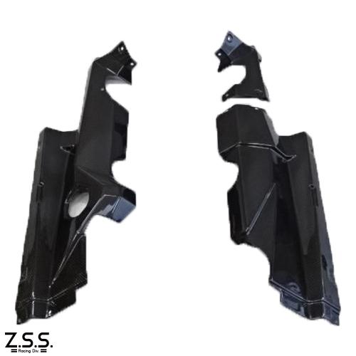 【日本未発売】 Z.S.S. カーボン ランボルギーニ ランボルギーニ LP700-4 アヴェンタドール カーボン エンジンカバー 左右 左右 ZSS, グッドライフ ウッド:89cd478f --- statwagering.com