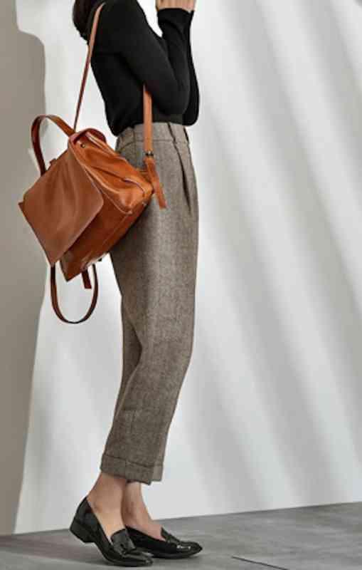 リュックサック レディース レザー 本革 リュック 大容量 バッグ カジュアル 軽量 通学 通勤 キャンパス 黒 バック カバン 鞄 かばんbag bag-1023