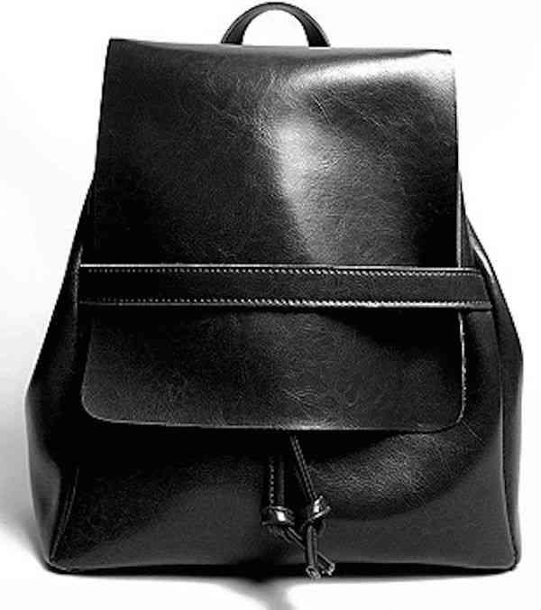 リュックサック レディース レザー 本革 リュック 大容量 バッグ カジュアル 軽量 通学 通勤 キャンパス 黒 バック カバン 鞄 かばんbag bag-1035 【予約商品】