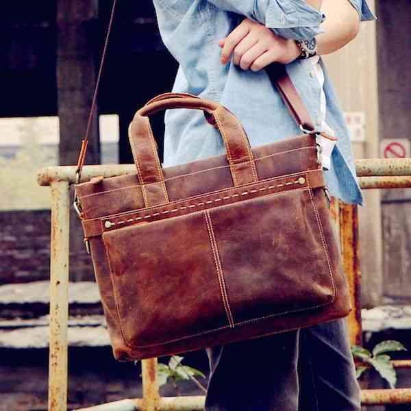 ビジネスバッグ 本革 レザー メンズ A4 ショルダー ブリーフケース かばん bag-1151 メンズ 斜めがけ 軽量 通勤 斜め掛け 黒 バック カバン 鞄 かばん bag bag-1151, 絆:ac092868 --- ferraridentalclinic.com.lb