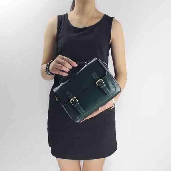 ショルダーバッグ ハンドバッグ レザー 本革 レディース 斜めがけバッグ 大容量 軽量 通学 通勤 軽量 旅行 斜め掛け 黒 バック カバン 鞄 bag-1170