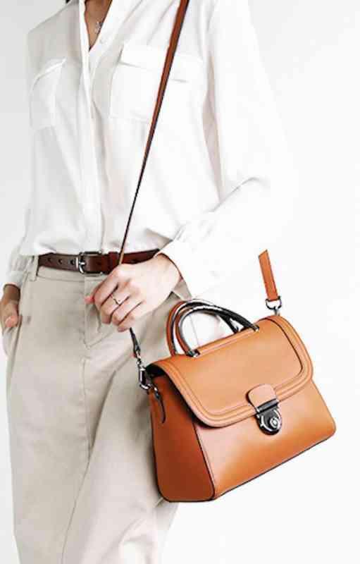 6e7c0004a892 ... bag-1179 鞄 カバン. ハンドバッグ 斜めがけバッグ レディース レザー 本革 ショルダーバッグ 大容量 軽量 通学 通勤 軽量