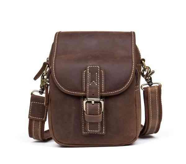 ショルダーバッグ 斜めがけバッグ メンズ レザー 本革 メッセンジャーバッグ カジュアル 通学 通勤 軽量 旅行 斜め掛け 黒 バック カバン 鞄 bag-1211