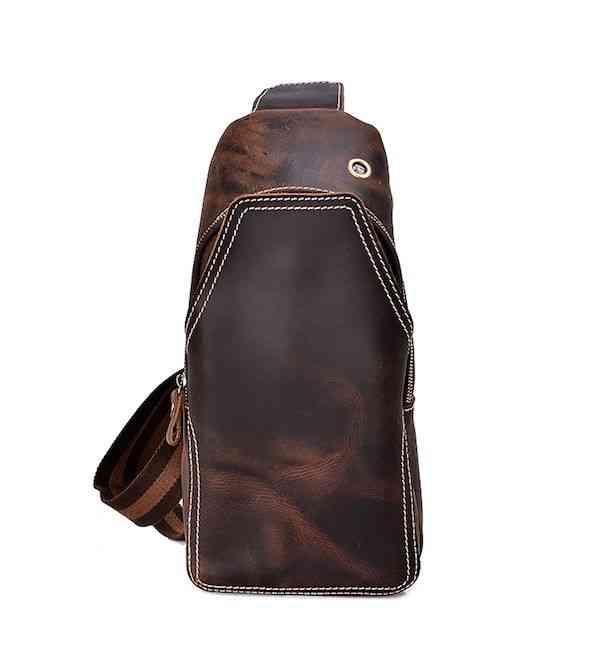 ボディバッグ メンズ レザー 本革 斜めがけバッグ 軽量 ワンショルダーバッグ 小物 通学 軽量 旅行 斜め掛け 黒 バック カバン 鞄 小さめ bag-1212