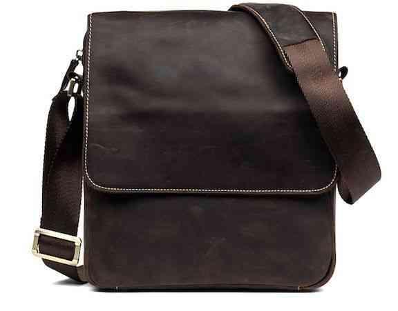ショルダーバッグ メンズ レザー 本革 カジュアル メッセンジャーバッグ 斜めがけバッグ 通学 通勤 軽量 旅行 斜め掛け 黒 バック カバン 鞄 bag-1213