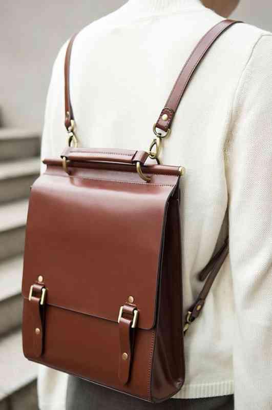 リュックサック レディース レザー 本革 リュック 大容量 バッグ カジュアル 軽量 通学 通勤 キャンパス 黒 バック カバン 鞄 かばんbag bag-1243 【予約商品】