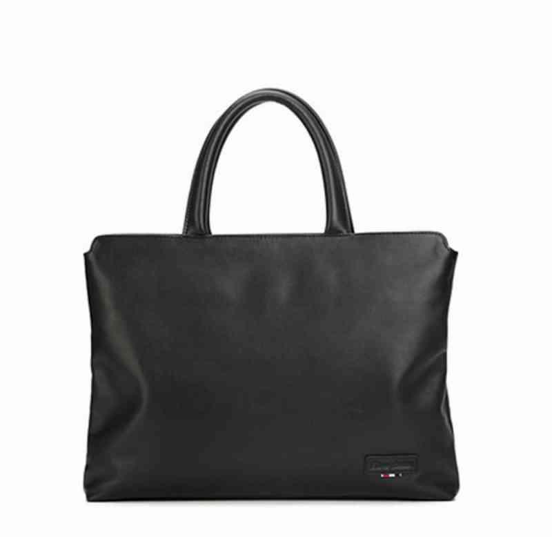 ビジネスバッグ 斜めがけ A4 ショルダー メンズ 本革 ブリーフケース レザー 軽量 通勤 斜め掛け 黒 バック カバン 鞄 かばん bag bag-1295 【予約商品】