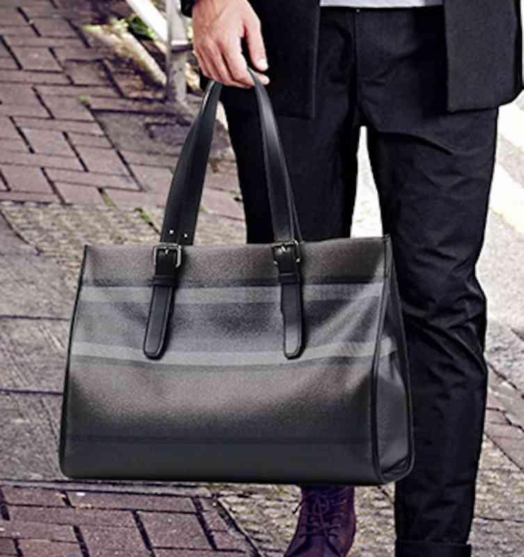 トートバッグ メンズ 肩がけ 大容量 A4 シンプル 軽量 カジュアル 旅行 通学 通勤 軽量 旅行 手さげ 手提げカバン 黒 バック 鞄 bag-1299