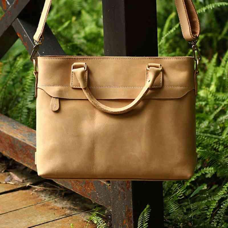 ビジネスバッグ 本革 ブリーフケース レザー メンズ 斜めがけ A4 ショルダー 軽量 通勤 斜め掛け 黒 バック カバン 鞄 かばん bag bag-1314 【予約商品】