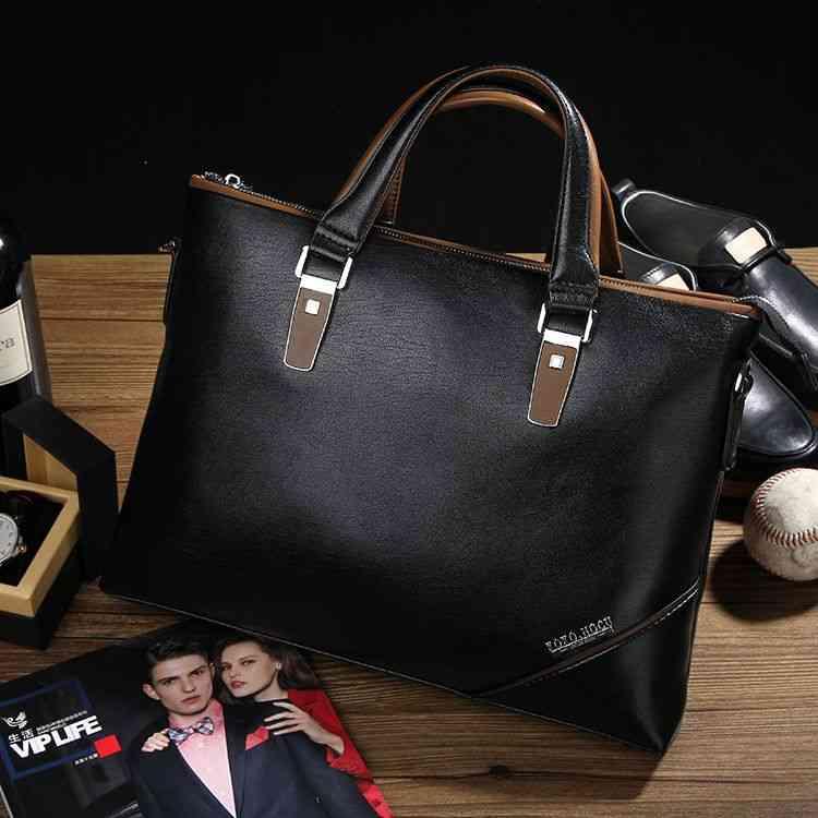 ビジネスバッグ 斜めがけ A4 ショルダー メンズ 本革 ブリーフケース レザー 軽量 通勤 斜め掛け 黒 バック カバン 鞄 かばん bag bag-180 【予約商品】