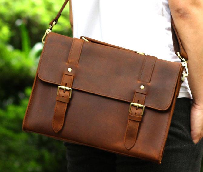 ショルダーバッグ メンズ レザー 本革 カジュアル メッセンジャーバッグ 斜めがけバッグ 通学 通勤 軽量 旅行 斜め掛け 黒 バック カバン 鞄 bag-199