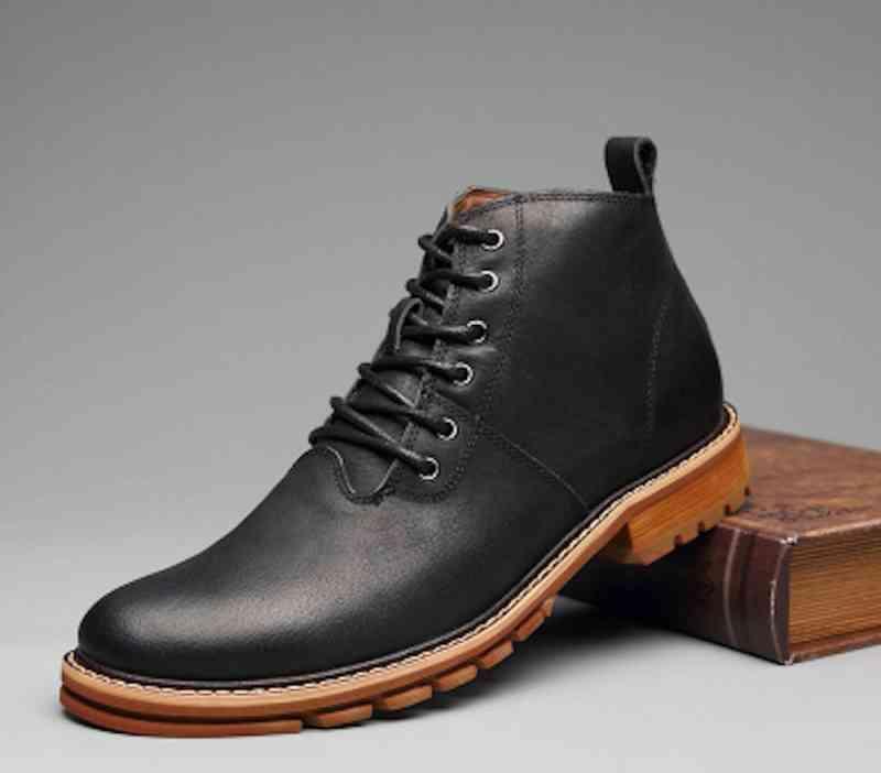 ウォーキングシューズ ブーツ 本革靴 軽量 スニーカー e 秋 ビジネス 黒 春 軽い レザーシューズ メンズ cm 夏 冬 予約商品