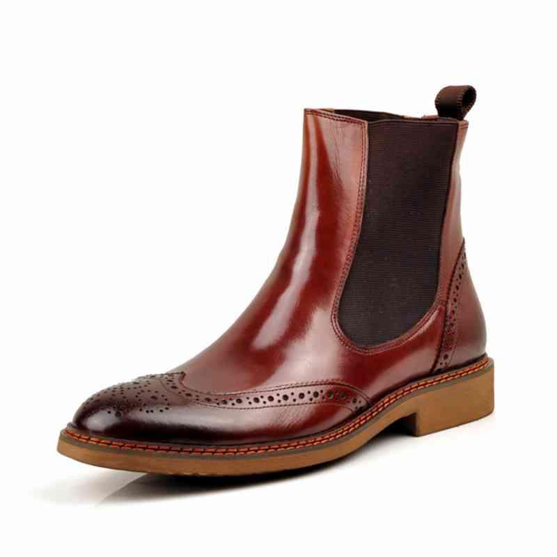 ブーツ メンズ シューズ 本革靴 レザー cm 春 カジュアル 秋 ビジネス 夏 長靴 ショートブーツ 黒 e ワークブーツ 冬 予約商品