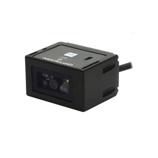 定置式 二次元バーコードリーダー NLV-3101-HD-RS232C-NC(バラ線仕様), 高分解能, RS232C接続, 超小型・軽量, オートトリガ機能 ウェルコムデザイン