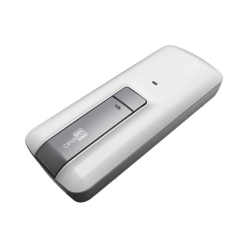 【抗菌】【1年保証】バーコードリーダー 無線バーコードレーザスキャナ Model 1662H 充電池式 Bluetooth データコレクタ USB接続 ウェルコムデザイン