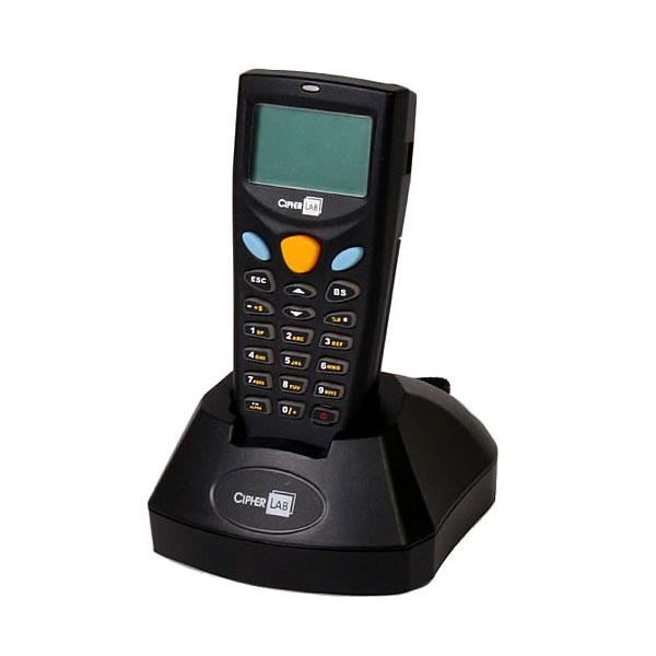 ハンディターミナル バーコード MODEL 8001シリーズ 充電式本体(レーザスキャナ)【ソフト付】+RS232C接続通信クレードルウェルコムデザイン
